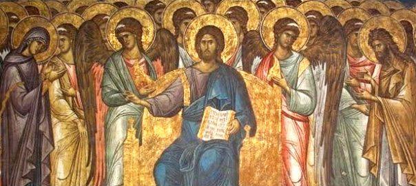 икона Христос