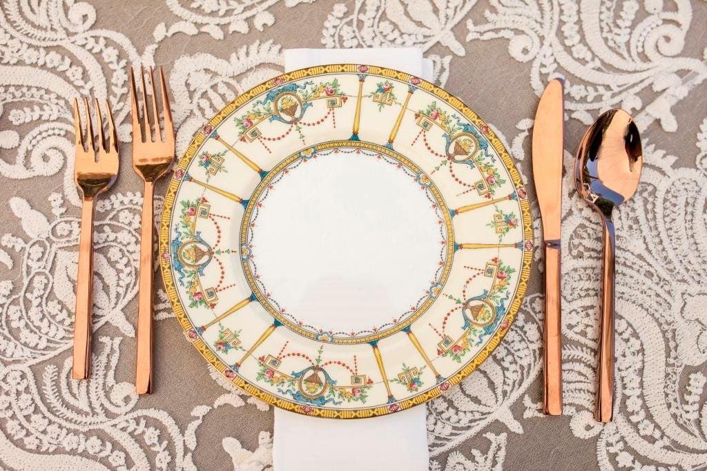 красива чиния