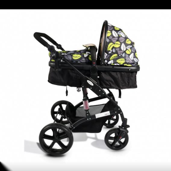 Колко е важна бебешката количка