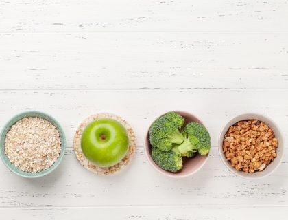 здравословно ханене натурална и полезна храна